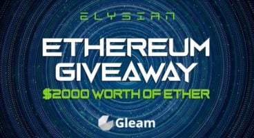 2x $1000USD Ethereum (ETH) cryptocurrency Giveaway header