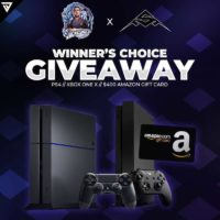 ​PS4, Xbox One X or $400 Amazon Gift Card