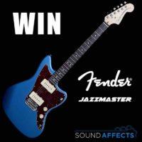 Fender American Performer Jazzmaster Guitar
