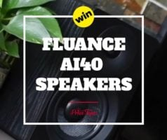 Fluance Ai40 Powered Bookshelf Speakers