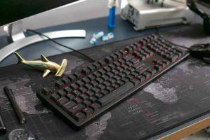 Keystone Analog Mechanical Keyboard
