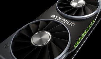 NVIDIA RTX 2060 GPU