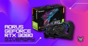 GeForce RTX 3080 GPU