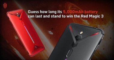 Red Magic 3 Smartphone
