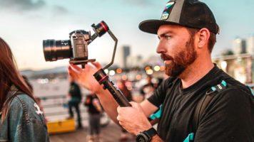 80k Camera Gimbal Giveaway header