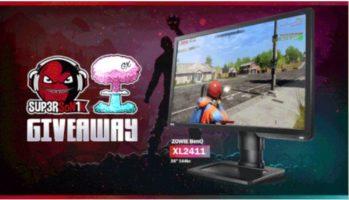 ZOWIE BenQ 144Hz e-Sports Gaming Monitor header