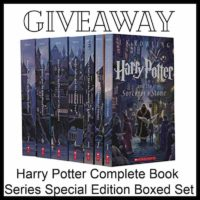 Complete Harry Potter Book Boxset (Special Edition)