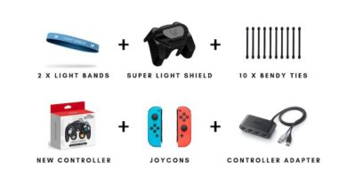Nintendo Gaming Accessories