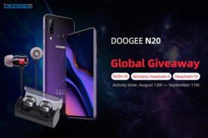Doogee N20 Smartphone