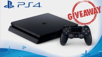 Sony Playstation 4 Console Giveaway header