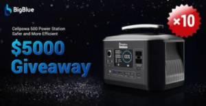 Cellpowa 500 Portable Power Station