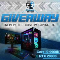 Gaming PC with GeForce RTX 2080 Ti - Best Of Gleam Giveaways