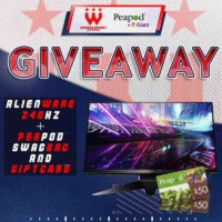 Alienware 25 Gaming Monitor and More