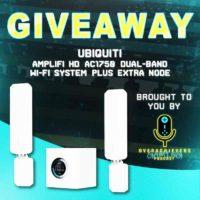 Ubiquiti Amplifi Wifi System - Best Of Gleam Giveaways
