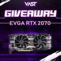 EVGA RTX 2070 Graphics Card