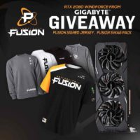 Gigabyte RTX 2080, Fusion Signed Jersey and More - Best Of Gleam