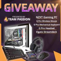 NZXT Gaming PC and Pro Peripheral Bundle