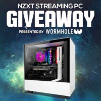 NZXT Streaming PC