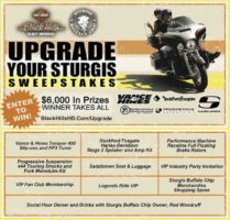 Upgrade Your Sturgis Sweepstakes
