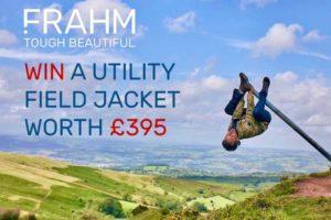 FRAHM Utility Field Jacket