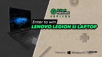 Legion 5i 15-Inch Gaming Laptop