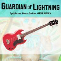 Epiphone EB-0 Bass Guitar