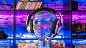 Sennheiser Gaming Headset and Amp