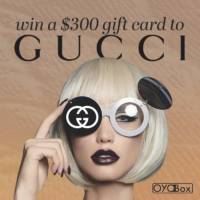 $300 Gucci Gift Card