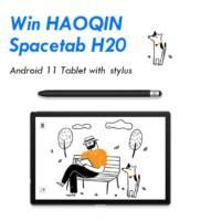 Spacetab H20 Tablet with Stylus