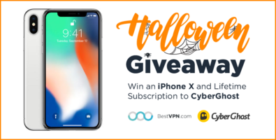 Apple iPhone X Smartphone Giveaway header