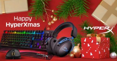 Cloud Alpha S Gaming Headset, Keyboard & Mouse
