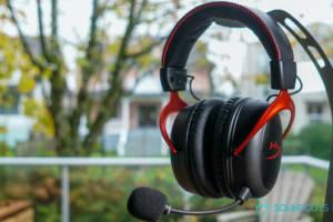 HyperX Cloud II Wireless Headphones