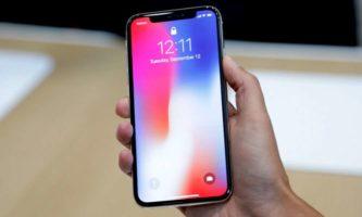 Apple iPhone X Smartphone (released 2017) header