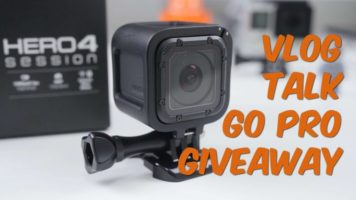 GoPro Hero4 Session Camera Giveaway header