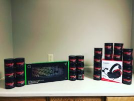 Rogue Energy, HyperX Cloud 2 Headset, and More