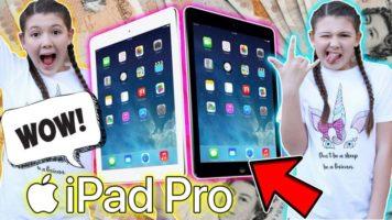 iPad Pro and IFAM Merchandise Giveaway header