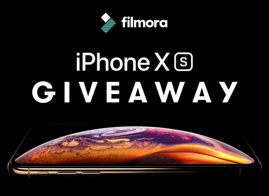 Apple iPhone XS Smartphone Giveaway header