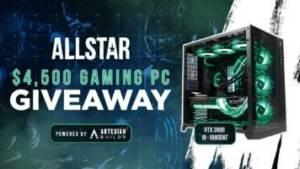 Gaming PC worth $4500