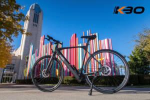KBO Hurricane Stealth Road Electric Bike
