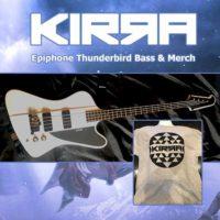 Epiphone Thunderbird Classic-IV Pro bass guitar