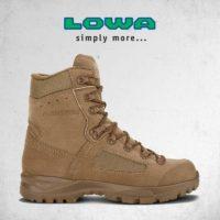 Pair of Lowa Elite Desert Boots