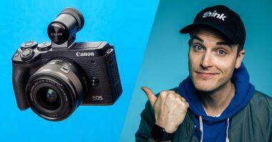 Canon M6 Mark II Camera and More