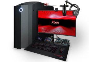 ORIGIN PC Ultimate Streamer Bundle