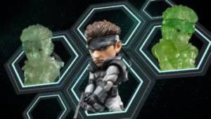 Metal Gear Solid Solid Snake Statue