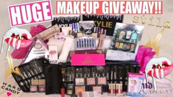 Alexandria Ryan's 65K Big Makeup Giveaway header
