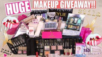 Alexandria Ryan's 65K Big Makeup Giveaway header