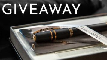 Fountain Pen and Luxury Accessory Kit