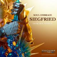 Soul Embrace Siegfried 1/4 Scale Statue