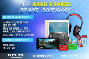 iPad Pro, Razer Phone, and Other Prizes - Best Of Gleam Giveaways