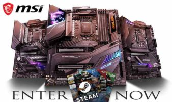 GeForce RTX 2080 or Steam Gift Card